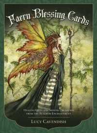 Faery Blessing Cards -- Cards