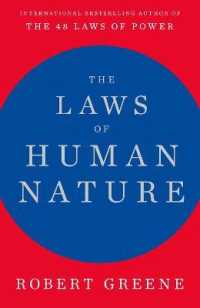 Laws of Human Nature -- Paperback / softback