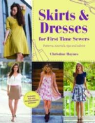 Skirts & Dresses for First Time Sewers -- Paperback