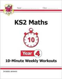 new ks2 maths 10 minute weekly workouts year 4 paperback