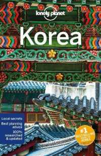 Lonely Planet Korea (Lonely Planet Korea) (11 FOL PAP)