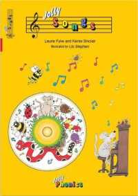 Jolly Songs (book and Cd) : in Precursive Letters (Be) -- Mixed media product