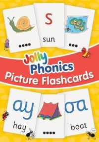 Jolly Phonics Picture Flash Cards : in Precursive Letters -- Cards