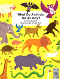 What Do Animals Do All Day? -- Hardback