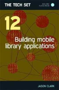 Building Mobile Library Applications (Tech Set) 〈12〉