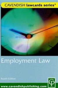 Employment Lawcard 4th Ed