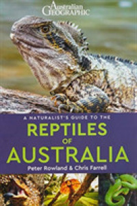 Naturalist's Guide to the Reptiles of Australia (2nd edition) (Naturalist's Guide) -- Paperback / softback (2 ed)