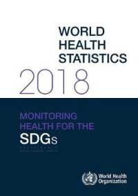world health statistics 2018 monitoring health for the sdgs