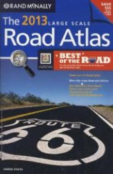 Rand McNally 2013 Large Scale Road Atlas : United States (Rand Mcnally Large Scale Road Atlas USA) (SPI)