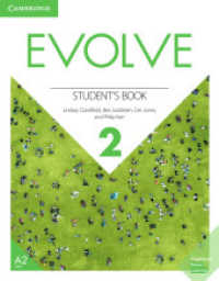 Evolve 2 (A2) - Student's Book : American English (Evolve .2) (2019. 160 S. 276 mm)