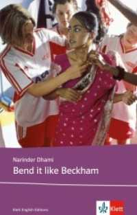 Bend it like Beckham : Based on the original screenplay. Text in Englisch. Ab dem 5. Lernjahr, mit Annotationen. Niveau B1 (2008. 103 S. 199 mm)