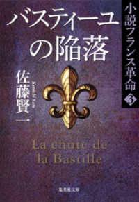 バスティーユの陥落 小説フランス革命3