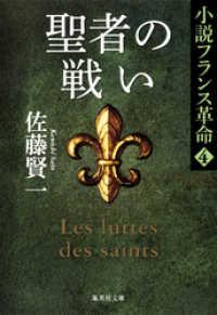 聖者の戦い 小説フランス革命4