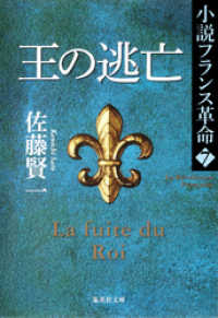 王の逃亡 小説フランス革命7