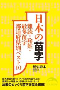 日本の苗字