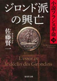 ジロンド派の興亡 小説フランス革命10