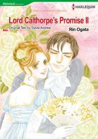 紀伊國屋書店BookWebで買える「Lord Calthorpe's Promise」の画像です。価格は756円になります。