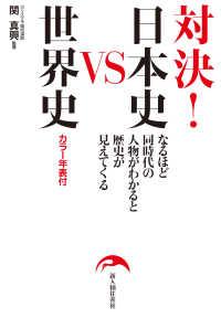 対決! 日本史VS世界史