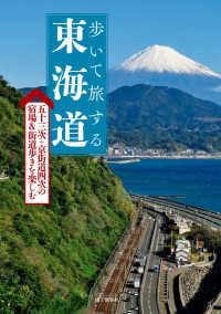 歩いて旅する 東海道五十三次+京街道四次の宿場&街道歩きを楽しむ