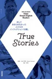 NHK Enjoy Simple English Readers True - Stories