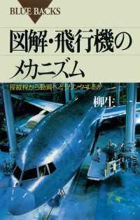 図解・飛行機のメカニズム : 操縦桿から動翼へどうリンクするか