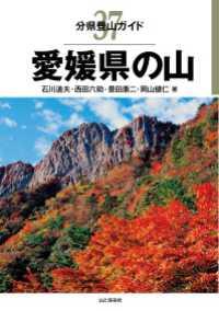 37 愛媛県の山