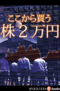 紀伊國屋書店BookWebで買える「ここから買う株2万円」の画像です。価格は216円になります。