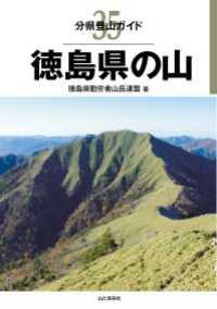 35 徳島県の山
