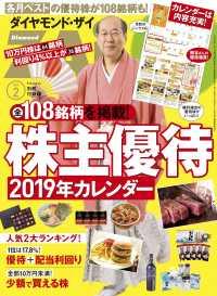 株主優待2019年カレンダー