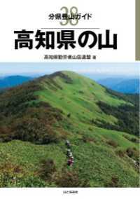 38 高知県の山