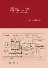 蒸気工学 ボイラおよび蒸気原動機