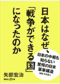 紀伊國屋書店BookWebで買える「日本はなぜ、「戦争ができる国」になったのか」の画像です。価格は993円になります。