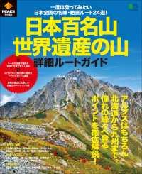 日本百名山・世界遺産の山 詳細ルートガイド