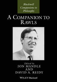 ロールズ必携<br>A Companion to Rawls
