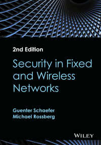 Security in Fixed and Wireless Networks(2)
