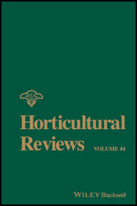Horticultural Reviews〈Volume 44〉