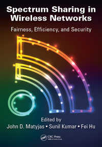Spectrum Sharing in Wireless Networks : Fairness, Efficiency, and Security
