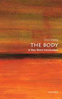 一冊でわかる身体<br>The Body: A Very Short Introduction