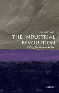 一冊でわかる産業革命<br>The Industrial Revolution: A Very Short Introduction