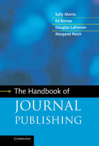 雑誌出版ハンドブック<br>The Handbook of Journal Publishing