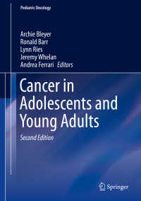 青年の癌(第2版)<br>Cancer in Adolescents and Young Adults〈2nd ed. 2016〉(2)