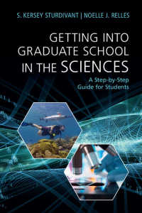 理工学大学院ガイド<br>Getting into Graduate School in the Sciences : A Step-by-Step Guide for Students