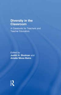 Diversity in the Classroom : A Casebook for Teachers and Teacher Educators