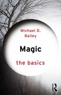 魔術の基本<br>Magic: The Basics