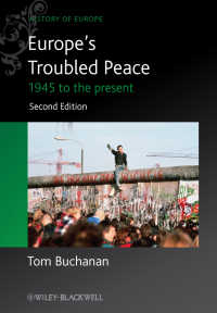 戦後ヨーロッパの困難な平和<br>Europe's Troubled Peace : 1945 to the Present(2)