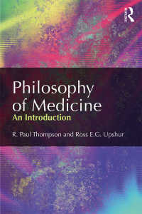 医療哲学入門<br>Philosophy of Medicine : An Introduction