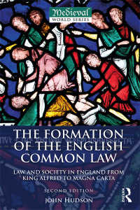 英国コモンロー成立史入門(第2版)<br>The Formation of the English Common Law : Law and Society in England from King Alfred to Magna Carta(2)