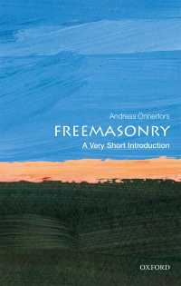 一冊でわかるフリーメイソン<br>Freemasonry: A Very Short Introduction