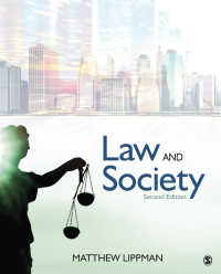 法と社会(第2版)<br>Law and Society(Second Edition)