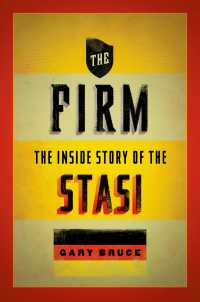 シュタージ<br>The Firm : The Inside Story of the Stasi
